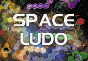 Ad for Space Ludo