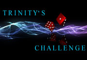 Ad for Trinity's Challenge