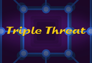 Ad for Triple Threat