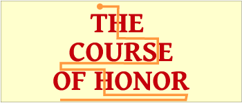 The Course of Honor Logo