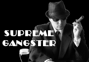 Ad for Supreme Gangster