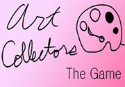 Ad for Art Collectors: The Game