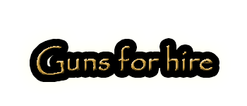 Guns for Hire Logo