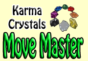 Ad for Karma Crystals - Move Master