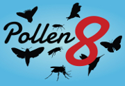 Ad for Pollen8