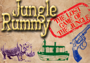 Ad for Jungle Rummy- Kickstarter Edition