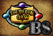 Ad for Elemental Clash: The Basic Set (Retro Edition)