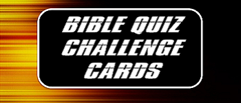 Bible Quiz Challenge Cards - Series 1 Logo