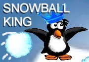 Ad for Snow Ball King