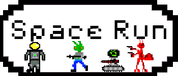 Space Run Logo