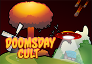 Ad for Doomsday Cult