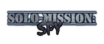 Solo Mission : Spies Logo