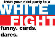 Ad for White Fight