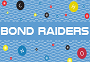 Ad for Bond Raiders