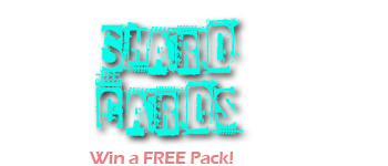Deathmatch: Shard Cards™ Logo