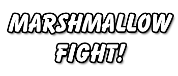 Marshmallow Fight! Logo