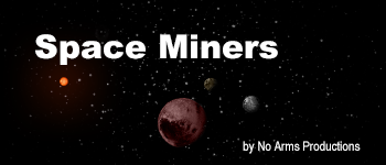 Space Miners Logo