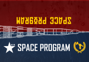 Ad for Space Program