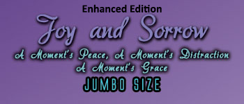 Joy & Sorrow - Jumbo Upgrade Deck Logo