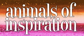 Animals of Inspiration Oracle Deck Logo