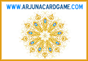 Ad for Arjuna Card Game