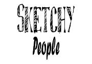 Ad for Sketchy People