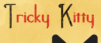 Tricky Kitty Logo