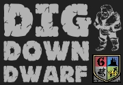 Ad for Dig Down Dwarf
