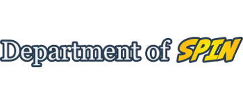 Department of Spin Logo