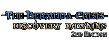 The Bermuda Crisis: Discovery Dawning Logo