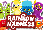 Ad for Rainbow Madness