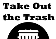 Ad for Take Out the Trash