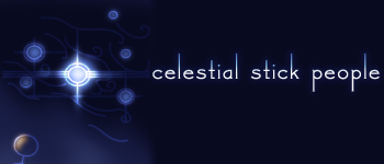 Celestial Stick People Logo