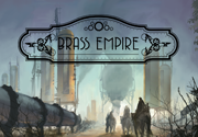 Ad for Brass Empire (Travel Edition)