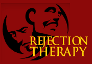 Ad for Rejection Therapy - The Game