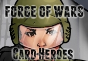 Ad for Forge of Wars: Card Heroes