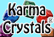 Ad for Karma Crystals - Starter Kit
