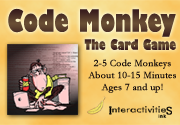Ad for Code Monkey