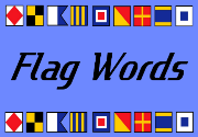 Ad for Flag Words