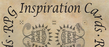 RPG Inspiration Cards Logo