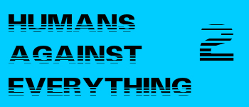 Humans Against Everything 2 Logo