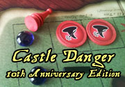 Ad for Castle Danger