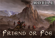 Ad for Friend or Foe (Mobile Edition)