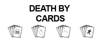 Death By Cards Logo
