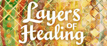 Layers of Healing Oracle Cards Logo