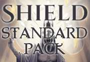 Ad for Shield: The Standard Pack