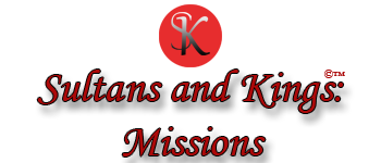 Sultans and Kings: Missions Logo