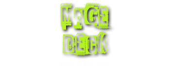 Deathmatch: Elf Mage Deck™ Logo