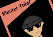 Ad for The Master Thief