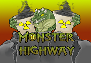 Ad for Monster Highway
